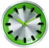 New design Aluminium wall clock