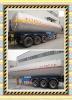 DLQ9406GYQ Steel plate material lpg semi trailer 58.4cbm