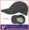 Wool Winter Ball Cap