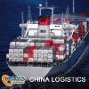 shipping service from China to Rotterdam