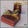 nice folding paper box print one color