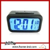 digital alarm clock (light sensitive)
