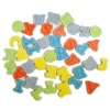 Colorful Small Letters Wooden Preschool kids Toys New