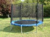 Sell 10' trampoline and safety net