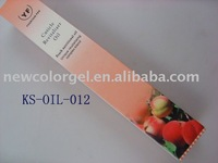Peach Essential nail art Cuticle oil pen