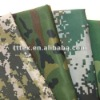 oilproof jungle camouflage fabric for military uniform