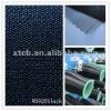 100% polyester woven buckram fabrics for famous brand caps(#5026)