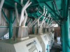 Maize flour mill with degerminator 3TPD