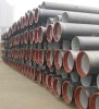 water pressure test ductile iron pipe