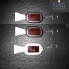 3 LED Solar Torch Key Chain,LED Solar Keychain