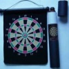 magnetic dartboard with any logo