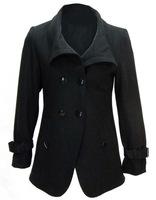 classic design women overcoat