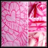 Cotton Polyester Printed Curtain Fabric