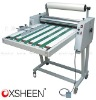 Fancy Roll Laminating machine with paper conveyor