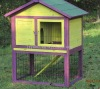 Eco-friendly Wooden Rabbit Hutch For Sale