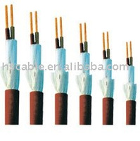 Gold supplier PVC power control cable 450/750V