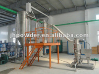 Good enviroment fluidized bed jet mill