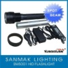 50W Rechargeable HID Xenon Torch Flashlight (SM5001)