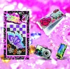 Decorative crystal sticker