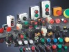 pushbutton switch (push button switches),pushbutton box,pilot lamp,led indicator light