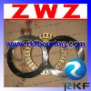China ZWZ Thrust Roller Bearing With Brass Cage ZWZ 81112 Bearing