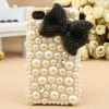 2012 fashion pearl cell phones cases /hard case