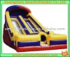 two lane gaint inflatable slide