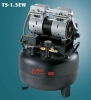 Silent oil-free Air Compressor 1.5EW wit hCE