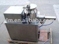 HLSG blending & pelletizing machine / for powder & liquid