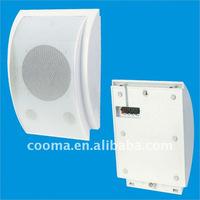 plastic wall mounted speaker