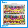 40 Color Children Wax Crayon
