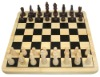 wooden games/wooden chess/chess