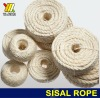 White Sisal Yarn and Rope