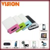3000mAh mini power bank for iphone/ipad/tablet PC