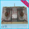 transparent plastic box for packaging vacuum cup