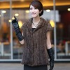wholesale mink coat / winter fur jacket 2012
