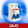 shanghai delixi C10 2 pole DZ47 circuit breaker