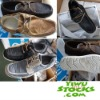 Lot#: K3070054 stocks men's shoes
