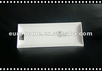 white airline tableware porcelain serving trays dishes -eurohome AL 164