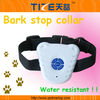 Ultrasonic dog training collar TZ-PET999 Anti bark collar with Ultrasonic and audible selections