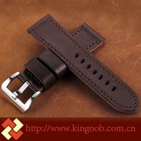 italy leather watchband for panerai