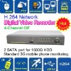 Realtime H.264 Hexaplex 4 Ch Network CCTV Security Digital Video Recorder