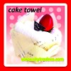 popular wedding gift ! cake towel in various styles