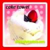 popular wedding gift ! cake towel in various styles