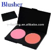 New 2 Color Cheek Blusher Palette Makeup Blusher