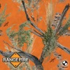 Blaze Orange Camouflage