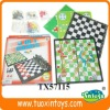 Intelligence magnetic multi game board (5 in 1)