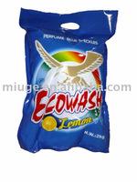 1kg Ecowash laundry washing detergent