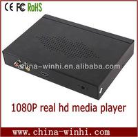 H.264 1080p hdmi HD digital media player