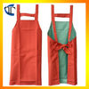 Men and women work apron overalls